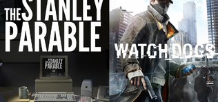 Ingyen The Stanley Parable és Watch_Dogs!