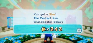 Super Mario Galaxy 2 végre kimaxolva