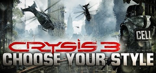 Crysis 3 Interaktív Demo
