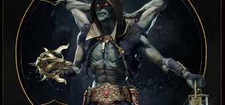 Mortal Kombat 11 - Kollector, Noob Saibot és Erron Black