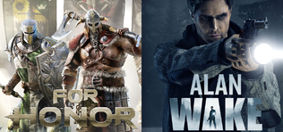 Ingyen For Honor és Alan Wake!