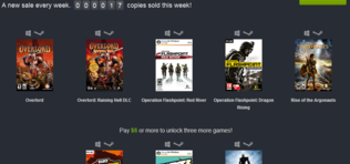 The Humble Weekly Sale - Codemasters
