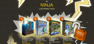 Indie Royale - The Ninja Lightning Pack
