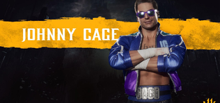 Mortal Kombat 11 - Johnny Cage