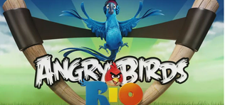 2 játék ingyen az Inteltől! Angry Birds Rio - Chicken Invaders 4 Xmas