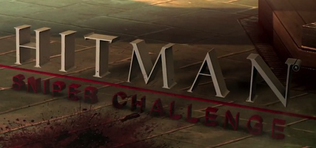 Hitman Sniper Challange most ingyen!