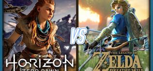 Zelda Vs Horizon
