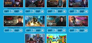 Ingyen 10 Big Fish Games játék!