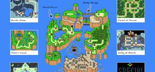A legjobbak legjobbja - Super Mario World FULL MAP