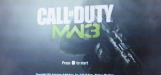 Call Of Duty: Modern Warfare 3 - Teljesítve
