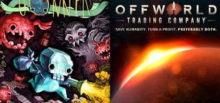 Ingyen GoNNER és Offworld Trading Company!
