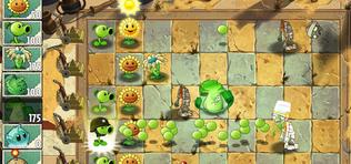 Végre világszerte elérhető az androidos Plants Vs Zombies 2!