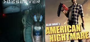 Ingyen Alan Wake American Nightmare és >observer_!