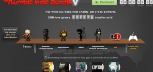 The Humble Bundle 5