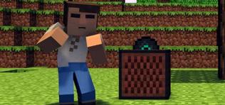 Harlam Shake - Minecraft