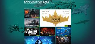 Steam Exploration Sale 2015