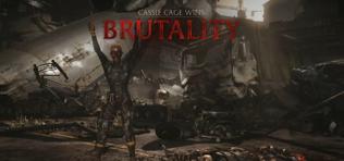 Mortal Kombat X - Brutality + Story trailer