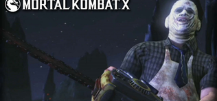 Mortal Kombat X Kombat Kast: Leatherface