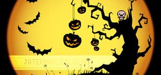 Halloween játék összefoglaló