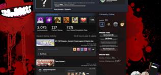 Steam Background Viewer