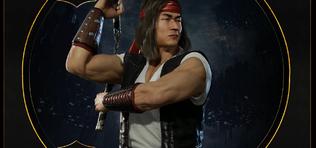 Mortal Kombat 11 - Liu Kang, Kung Lao, Jax