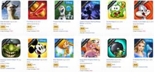 Az Amazon számos játékot tett ingyenessé