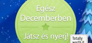 Decemberi sorsolás összesített (20db) poszt