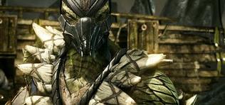 Mortal Kombat X: Reptile