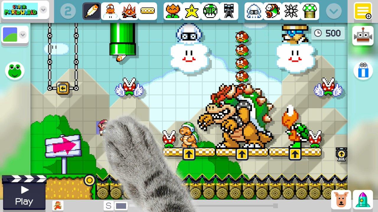 Mario fogyás kalandok