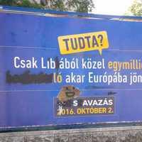 Miért nem megyek szavazni október 2-án? – Nemzeti szájbatalpaló a bevándorlásról és a terrorizmusról