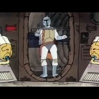 Star Wars Holiday Special Cartoon