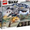 Hivatalosnak tűnő képek a 2019 januári Lego Star Wars szettekről