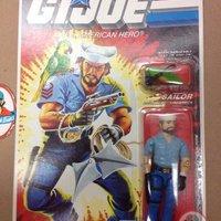 A G.I.Joe figurák nemzetközi változatai 1.rész - EU