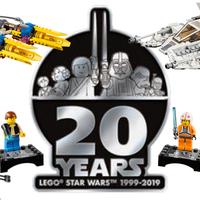 A 20. évfordulós Lego Star Wars szettek
