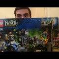 Heti videó: 09# Lego Monster Fighters 9466 - Crazy Scientist & His Monster
