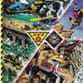 Lego Res Q / Extreme Team kihajtogatható insert 99-ből
