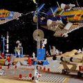 A Lego Space története 1. rész- A kezdetek és a klasszikus éra
