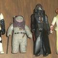 A legértékesebb.... Vintage Star Wars Bootleg figurák