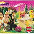 Lego Belville & Paradisa katalógus 1995-ből