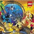 1995-ös kisméretű Lego katalógus