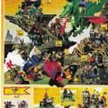 Lego Castle insert 1993-ból