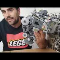 Heti videó: 22# Lego Star Wars - 75234 AT-AP Walker