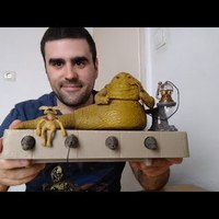 Heti videó: 25# Vintage Star Wars sorozat - Jabba the Hutt Action Playset