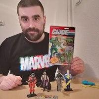 Heti videó: 36# Vintage G.I.Joe figurák