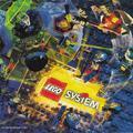 Kisméretű Lego katalógus 1997-ből