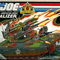 Top10 - Kedvenc G.I.Joe járművem G.I.Joe oldalról