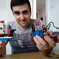 Heti videó: 02# Vintage Lego sorozat 2. rész 6017 King's Oarsmen / 6038 Wolfpack Renegades
