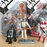 Heti videó: 08# Star Wars 30th Anniversary figurák részletesen 3.rész