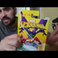 Heti Videó: 06# Hot Wheels Spider Man járgányok