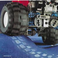 1994-es 16 oldalas Lego Technic katalógus